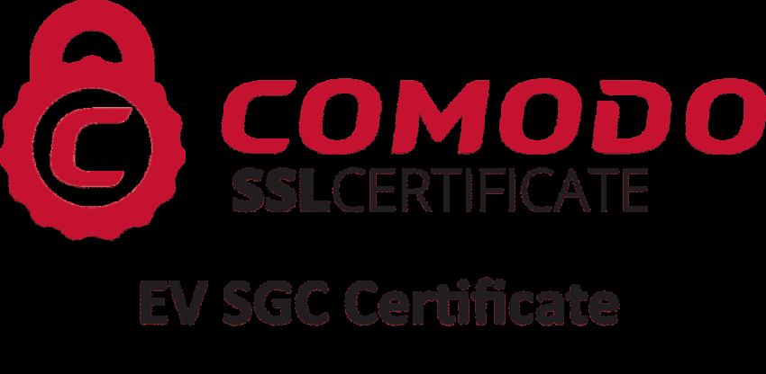 Comodo EV SGC Certificate