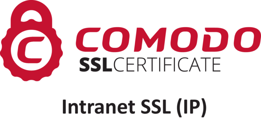 Comodo Intranet SSL (IP)