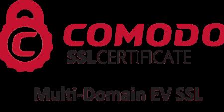 Comodo Multi-Domain EV SSL