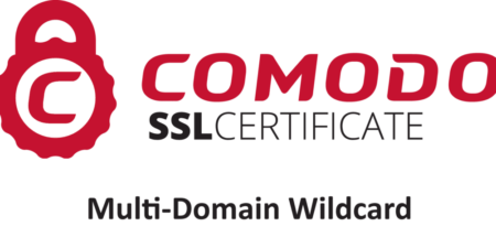 Comodo Multi-Domain Wildcard
