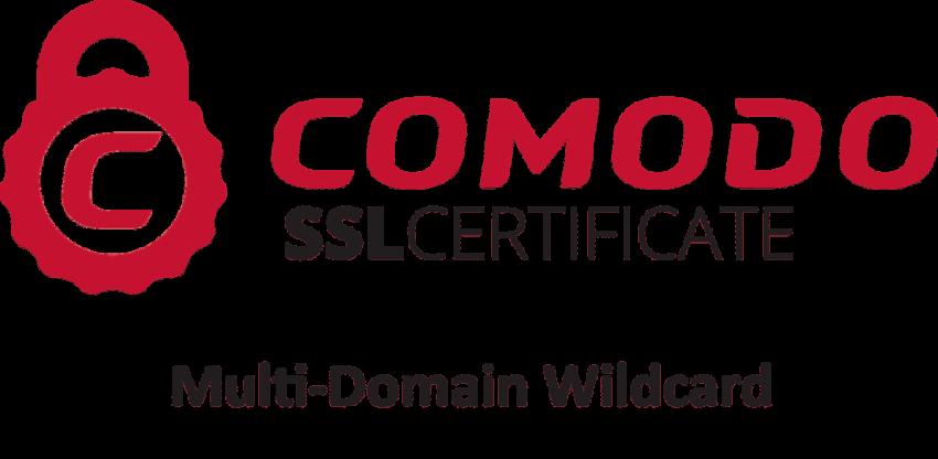 Comodo Multi-Domain Wildcard
