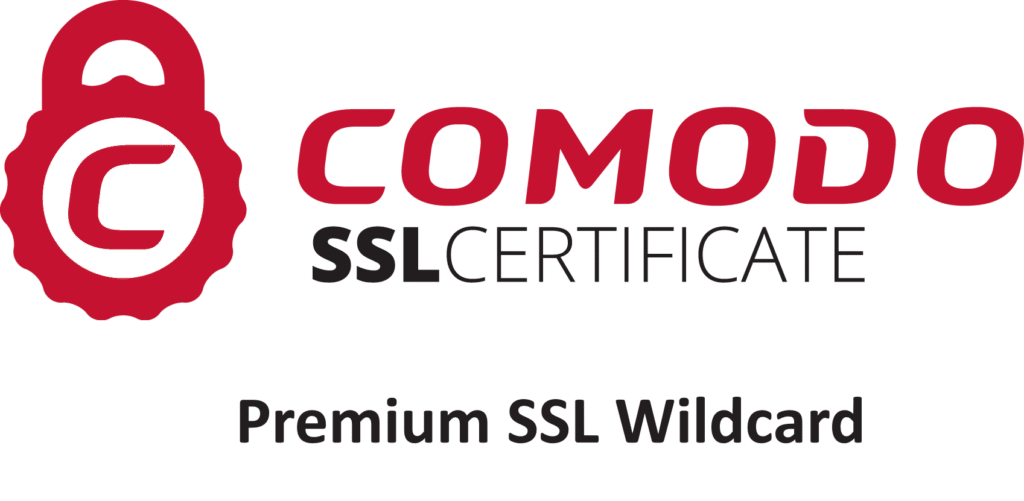 Comodo Premium SSL Wildcard