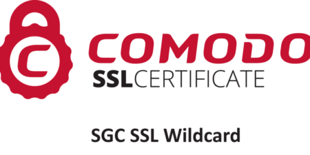 Comodo SGC SSL Wildcard