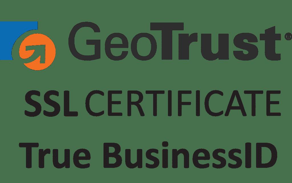 GeoTrust True BusinessID