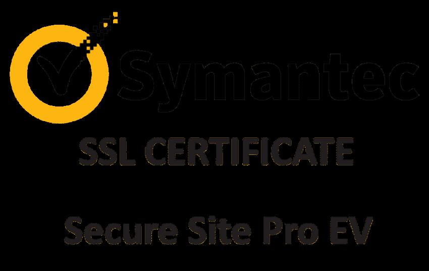 Symantec Secure Site Pro EV