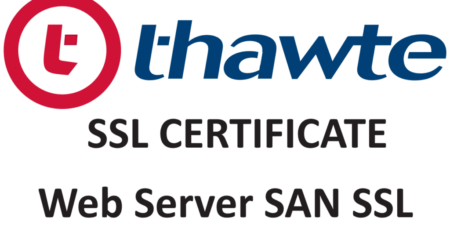 Thawte Web Server SAN SSL