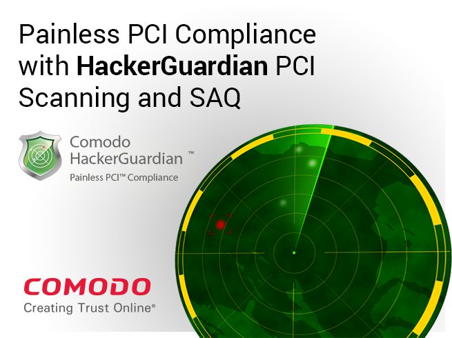 Comodo HackerGuardian™ Enterprise