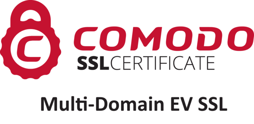 Comodo Multi-Domain EV SSL