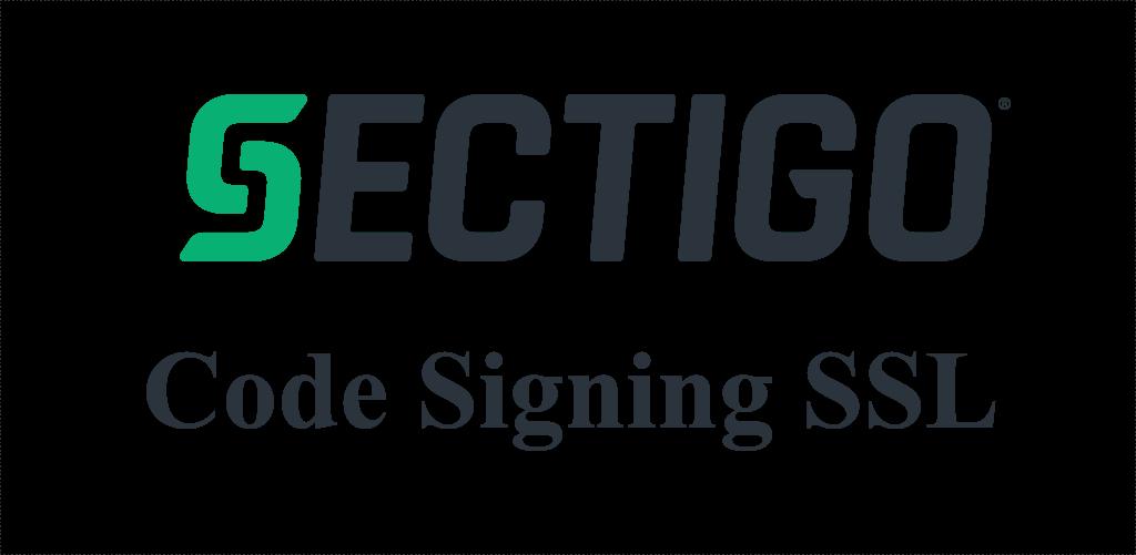 Sectigo Code Signing SSL