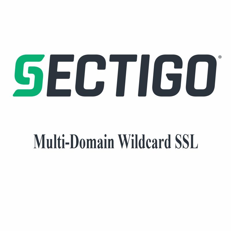 Multi-Domain Wildcard SSL