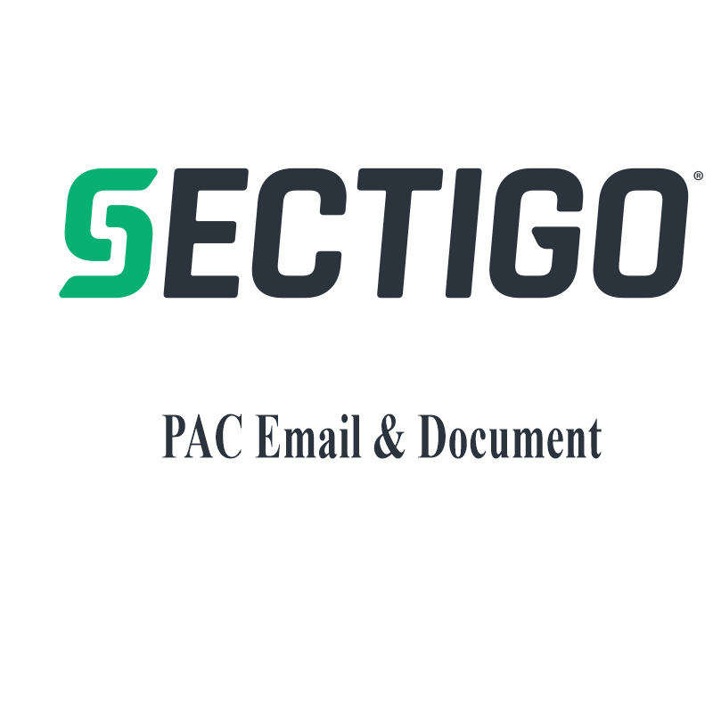 PAC Email & Document