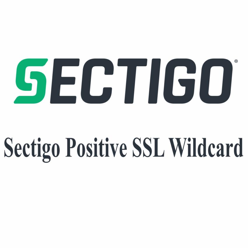 Sectigo PositiveSSL Wildcard